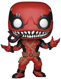 Marvel: Contest of Champions - Venompool Pop! Vinyl Figure