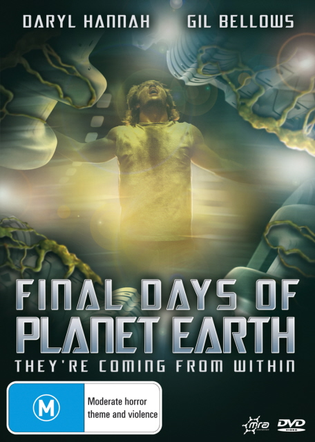Final Days Of Planet Earth on DVD image
