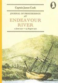 Journal of Proceedings at Endeavour River by Captain James Cook image