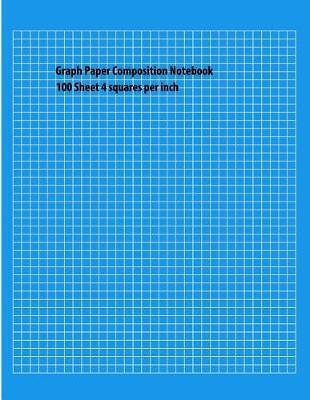Graph Paper Composition Notebook by Kristin E Blough