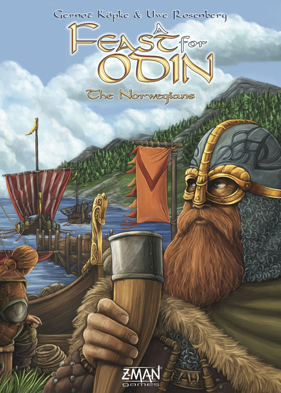 A Feast for Odin: The Norwegians - Game Expansion