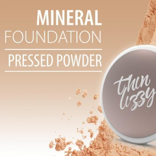 Thin Lizzy Mineral Foundation - Angel