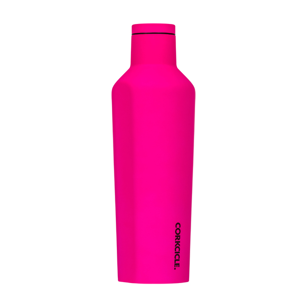 Corkcicle: Canteen - Neon Pink (473ml)