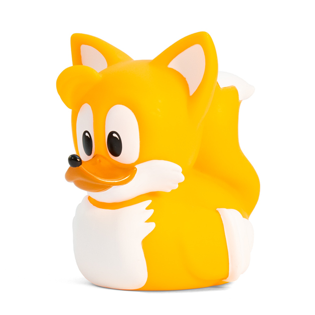 """Tubbz: Sonic - 3"""" Cosplay Duck (Tails)"""
