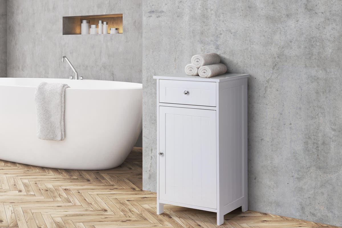 Ovela: Bathroom Cabinet image
