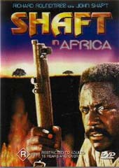 Shaft In Africa on DVD