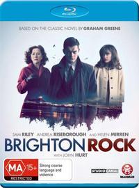 Brighton Rock on Blu-ray