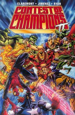 Contest Of Champions II Tpb by Chris Claremont image
