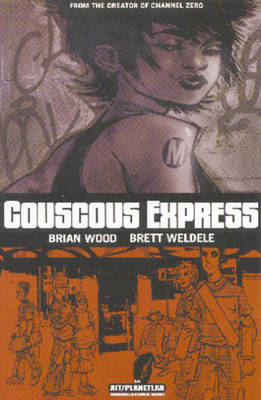 Couscous Express by Brian Wood image