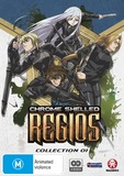 Chrome Shelled Regios - Collection 1 (2 Disc Set) on DVD