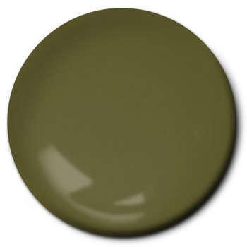 Testors Olive Drab Acrylic (Flat) image