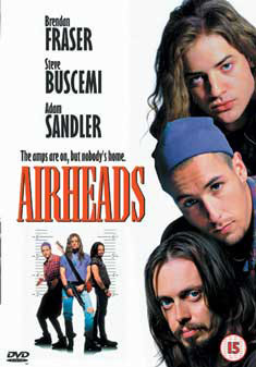 Airheads on DVD image