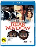 Rear Window on Blu-ray