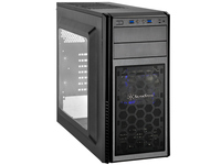 SilverStone Precision Series Mid Tower (Black)