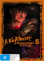 A Nightmare On Elm Street 5 - The Dream Child on DVD
