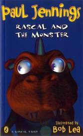 Rascal and the Monster by Paul Jennings image