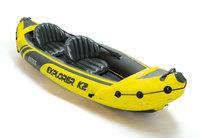 Intex: Explorer K2 - Inflatable Kayak