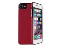 Uniq Hybrid Apple iPhone 7 Chambray Crimson - Red