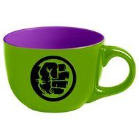 Marvel Soup Mug - Hulk Logo