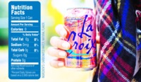 La Croix Sparkling Water - Apricot 355ml Can (12 Pack) image