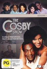 The Cosby Show - Season 1 (4 Disc Set) on DVD image