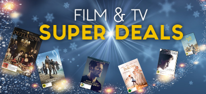 Up to 60% off Sony Pictures Film and TV!