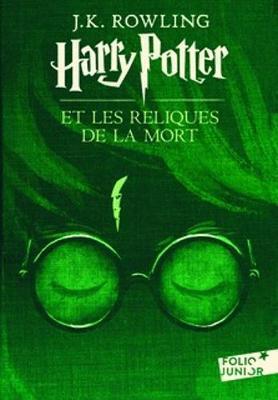 Harry Potter et les reliques de la mort by Joanne K Rowling image