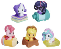 My Little Pony: Cutie Mark Crew S1 - 5-Pack (Assorted Designs)