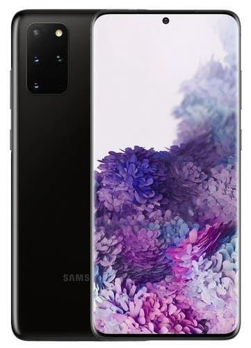 Samsung Galaxy S20+ 5G Dual (128GB/12GB RAM) - Cosmic Black