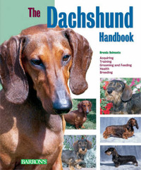 The Dachshund Handbook by D. Caroline Coile image