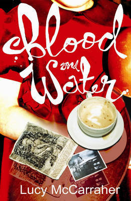 Blood and Water by Lucy McCarraher image