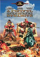 Fistful Of Dynamite, A on DVD