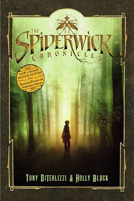 Spiderwick Chronicles, Cycle 1 (Movie Tie-In Box Set): The Field Guide, the Seeing Stone, Lucinda's Secret, the Ironwood Tree, the Wrath of Mulgarath by Holly Black image