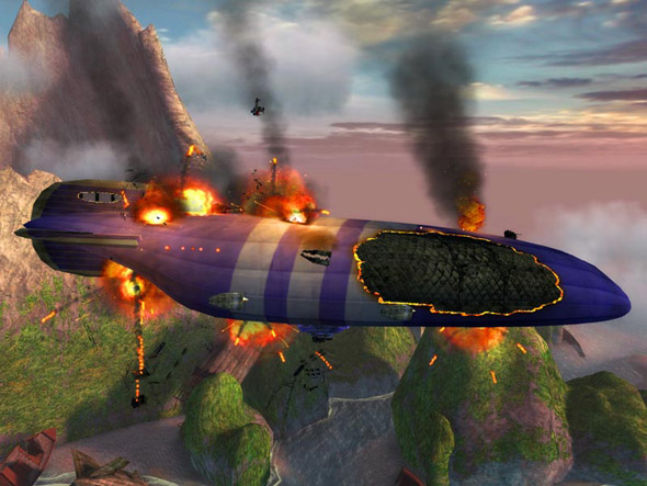 Crimson Skies: High Road To Revenge for Xbox image