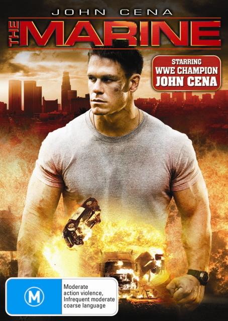 The Marine on DVD