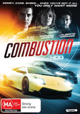 Combustion on DVD