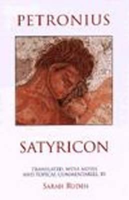 Satyricon by Petronius Arbiter image