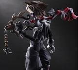 Kingdom Hearts: Sora Halloween Town Ver. Play Arts Kai Figure