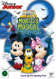 Mickey Mouse Clubhouse - Mickey's Monster Musical DVD