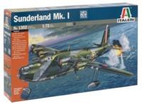 Italeri: 1/72 Sunderland Mk.I - Model Kit