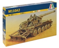 Italeri: 1:35 M-110 A2(203MM) - Model Kit