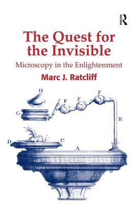 The Quest for the Invisible by Marc J. Ratcliff image