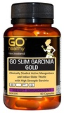 Go Healthy Go Slim Garcinia Gold 60 Caps