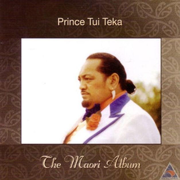 The Maori Album by Prince Tui Teka