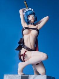 Ikki Tousen: Ryomou Shimei (Ribbon Doll Ver.) PVC Figure