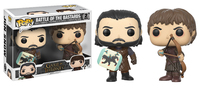 Game of Thrones (S8) - Battle of the Bastards Pop! Vinyl 2-Pack