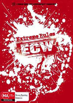 WWE - ECW: Extreme Rules (2 Disc Set) on DVD image