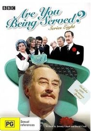 Are You Being Served? - Series 8 on DVD