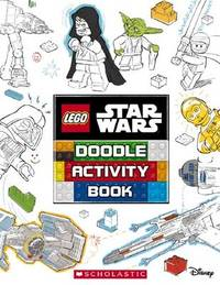 Doodle Activity Book (Lego Star Wars) by Ameet Studio