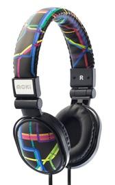Moki Poppers Kids Headphones - Subway